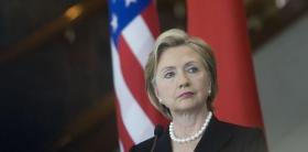 希拉里呼吁中国继续购买美国债券