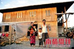 云南边境弄别寨小伙娶缅甸新娘:婚姻就像买卖