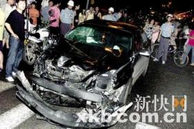 司机酒后驾车撞死5人续:肇事者有多次超速记录