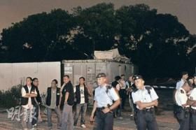 香港一名大学职员全家四口被杀埋尸(图)