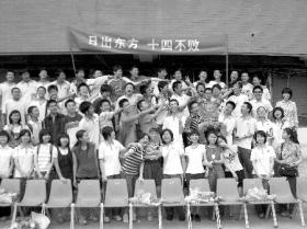 成都一所中学高三班59名学生20人考上北大清华