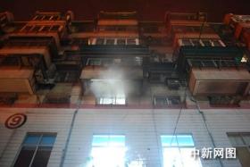 江苏大丰发生自杀爆炸事件 一对父女被烧伤