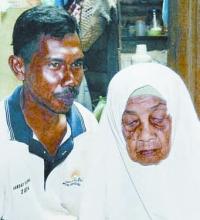 马来西亚107岁老妪准备第23次结婚(图)