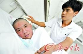 16岁少年病危之际签器官捐献协议(图)