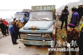 少年偷开报废车碾死村民 其父亦是无证驾驶