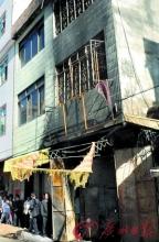 鞋店店主雇凶对同行纵火致两人死亡