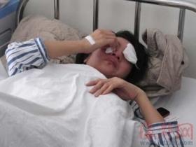 男子离婚后强奸前妻抓瞎对方左眼