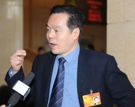 张兆安代表提出议案:从速制定《国家住房保障法》