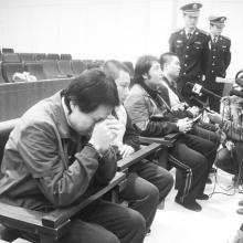"""黄色网站""""赤裸中国""""5名80后网管法庭上认罪"""