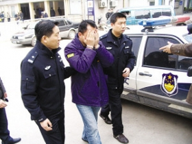 卖淫团伙将招嫖短信发给公安局领导