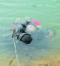 湖南一妇女因家庭纠纷捆绑3名子女投水身亡