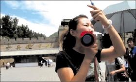 记者暗访旅行社欺骗旅客牟利过程(组图)