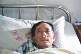四川煤矿事故副矿长最后升井 称一天救援是奇迹