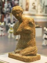 """熊猫大便制成""""维纳斯""""雕像 收藏家出价30万"""