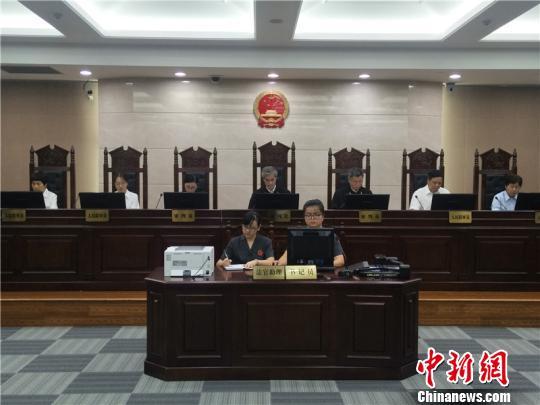 宁波海事法院开庭审理涉非法买卖海龟民事公益诉讼案
