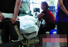 父亲捆绑儿子殴打两小时 送医抢救无效身亡