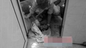 早产男婴被医院错当死婴丢弃 护士曾错判为女婴