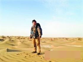 小伙2年徒步游历16省份 曾在荒原遭遇群狼围攻