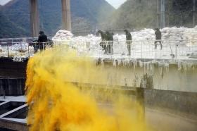 广西龙江镉污染团流经柳州市区约需30小时