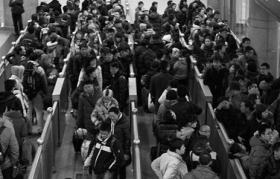 北京今日将大堵车 火车站开应急通道迎返京客流