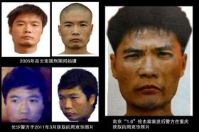 苏湘渝系列持枪抢劫案嫌犯周克华今晨被击毙