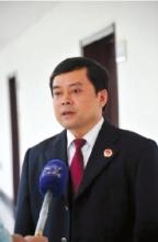湖南宁乡检察长证实因争执被妻子刺死