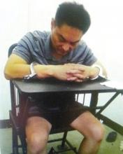 北京当街摔死女童案嫌犯今受审