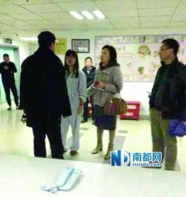 南京官员夫妇殴打护士续:两名医生称伤者瘫痪