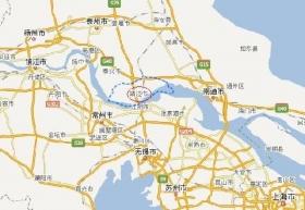 江苏靖江因长江水源水质异常全市停水