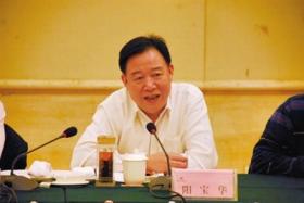 湖南政协原副主席阳宝华退休后被查
