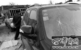 陕西大荔:人大代表给朋友撑腰撕扯警察被拘