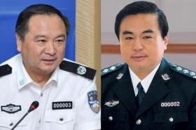 18大后公安系统23名官员落马 含2名省部级