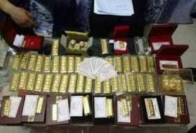 检方跟踪马超群儿子发现近亿元现金所藏地点