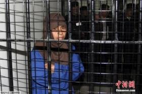 """快讯:约旦报复性处死""""伊斯兰国""""女囚里沙维"""