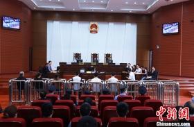 """湖南""""全能神""""邪教组织案一审宣判 6被告获刑"""
