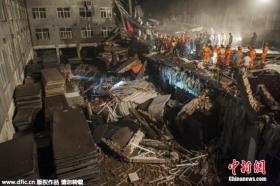 温岭房屋倒塌失联5人已找到 死亡人数升至14人