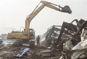 最高检介入天津爆炸事故 海关查瑞海公司数据