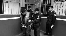 男子涉销赃被抓获 刨根问底牵出强奸女大学生案