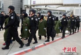 江苏警方6年跨境抓获境外经济犯罪逃犯287名