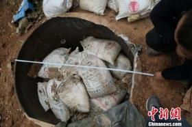 四川绵阳破获一起特大制毒案 收缴毒品24.834公斤