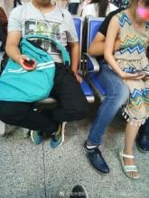 南京火车站猥亵女童男子已被抓获 年龄20岁左右